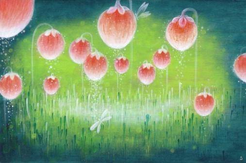 Strawberry fiels